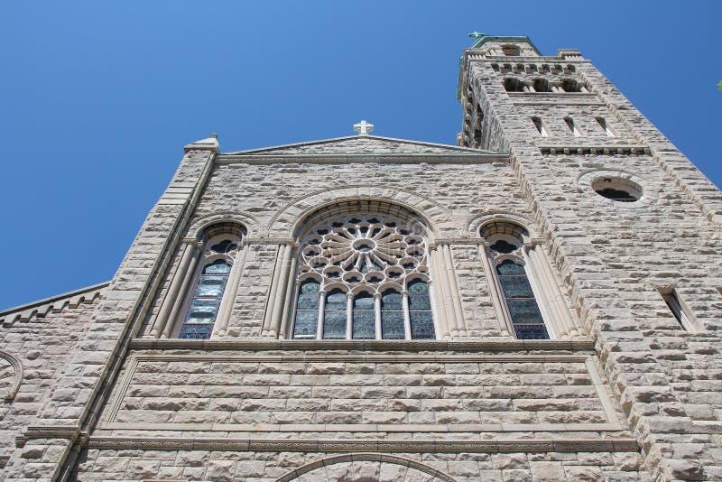 华盛顿特区的教会 免版税图库摄影