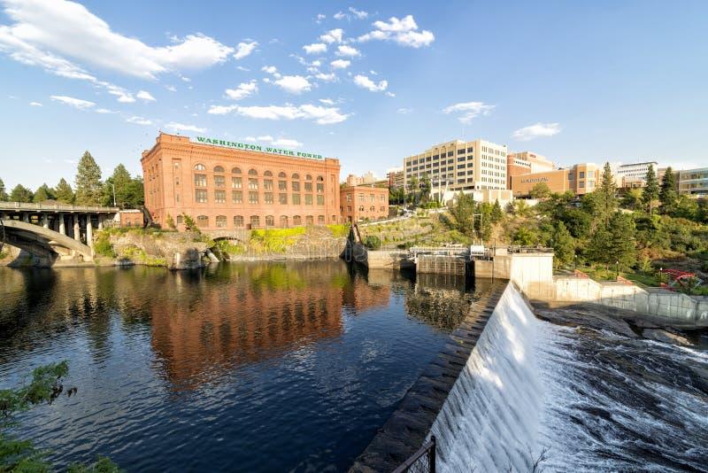 华盛顿水力 库存照片