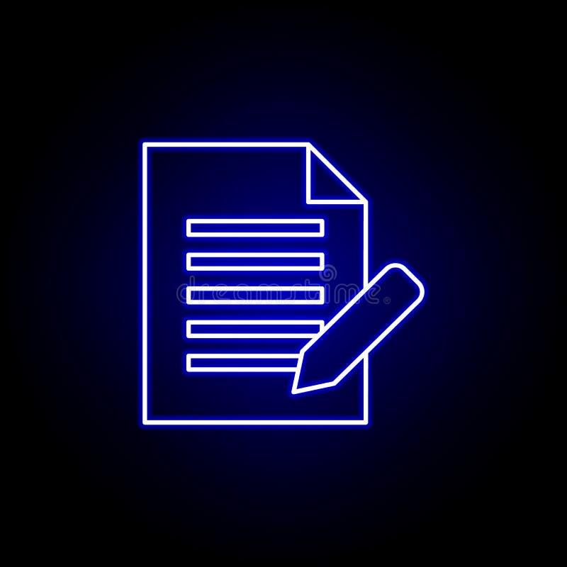 协议,笔,文件象 r 标志和标志可以为网使用 库存例证