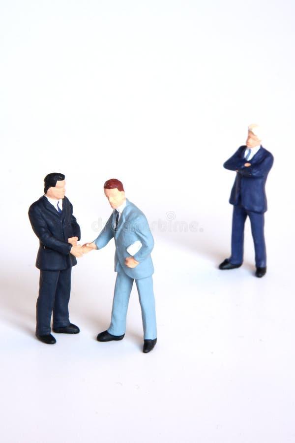 协议 免版税库存照片