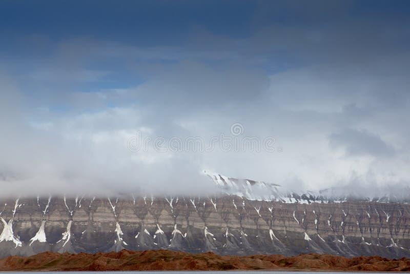 卑尔根群岛。 免版税图库摄影