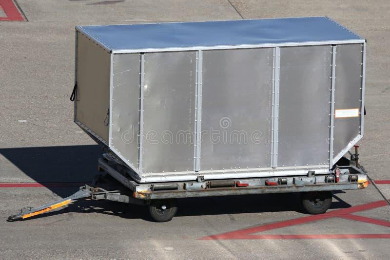 单位荷载设备 库存照片