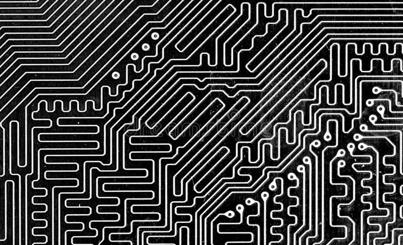 单板计算机宏指令 库存图片