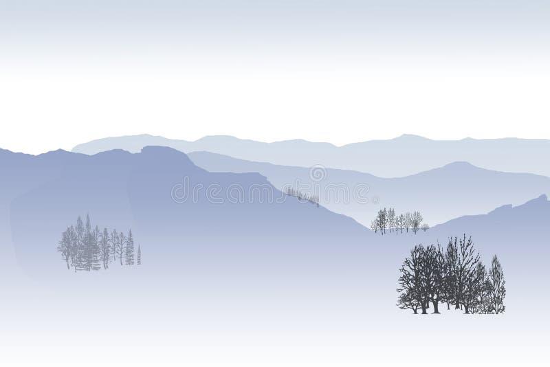 单独结构树 皇族释放例证