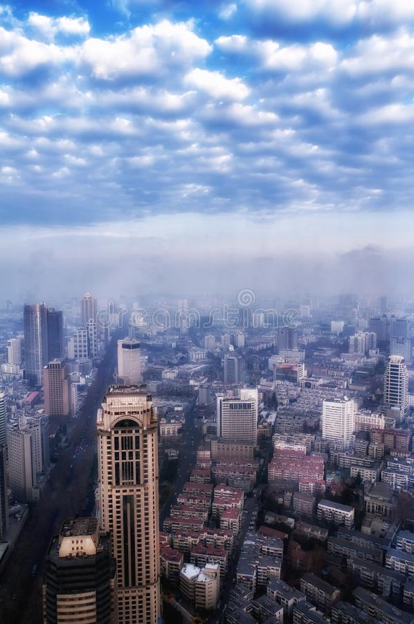 南京中国 图库摄影