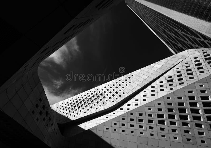 南京青年奥林匹克中心,中国 库存图片