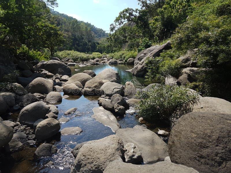 南伊罗戈省, Bago手段 库存图片