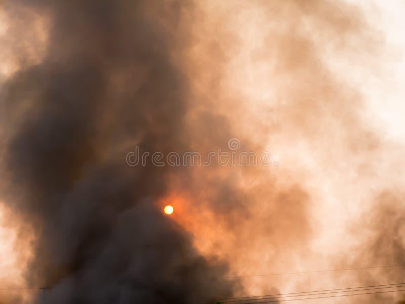 南奔,泰国- 2016年4月9日:早晨2 4月9日, 免版税库存照片