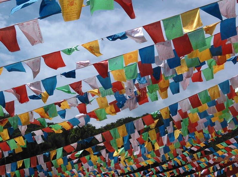 南山寺在三亚,海南在中国 免版税库存照片