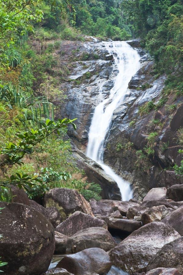 南泰国瀑布