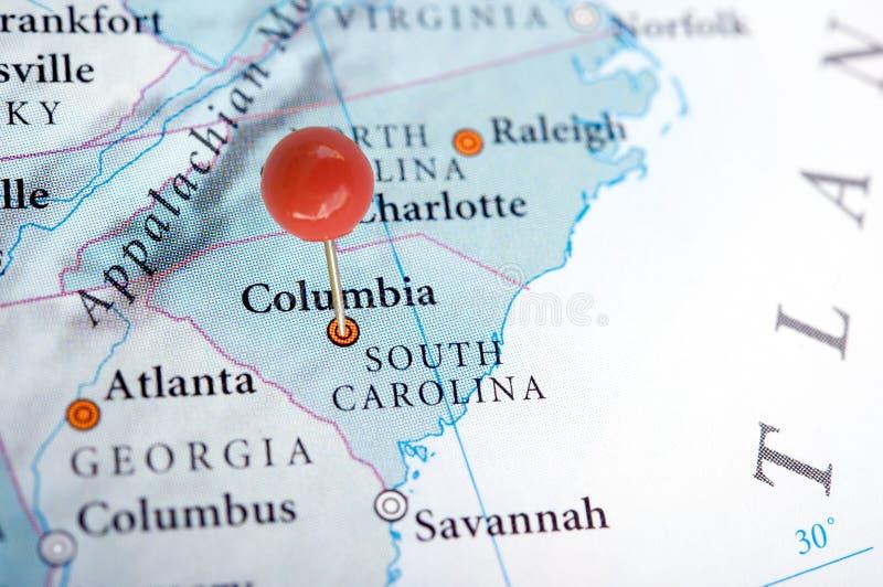 南的卡罗来纳州 免版税库存图片
