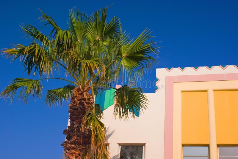 南的海滩 免版税库存图片