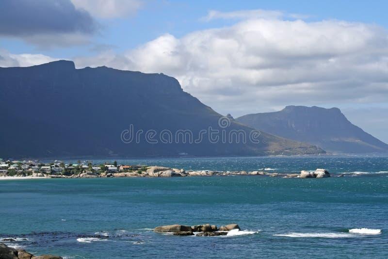 南的非洲 免版税库存照片