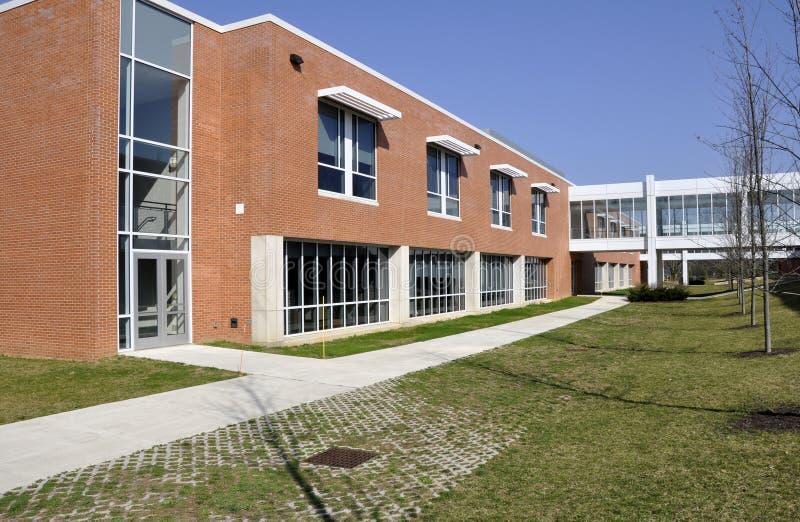 南部半成品lehigh的学校 免版税图库摄影