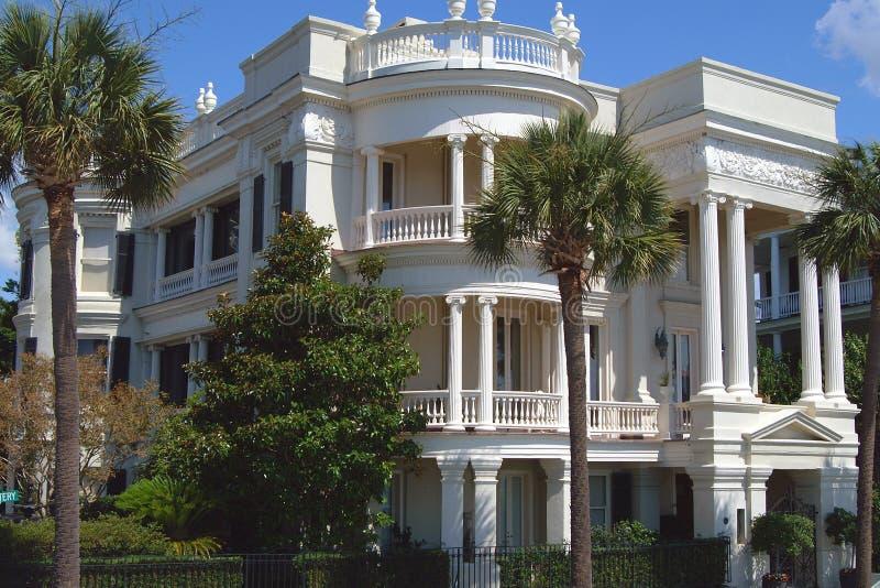 南部的房子 免版税库存照片