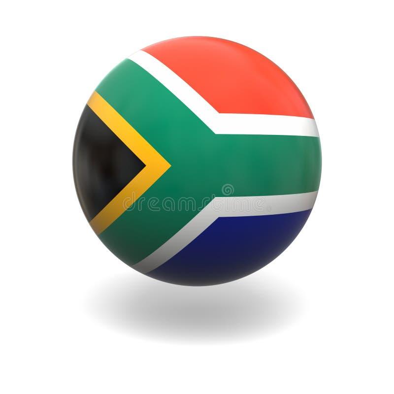南非旗子 皇族释放例证