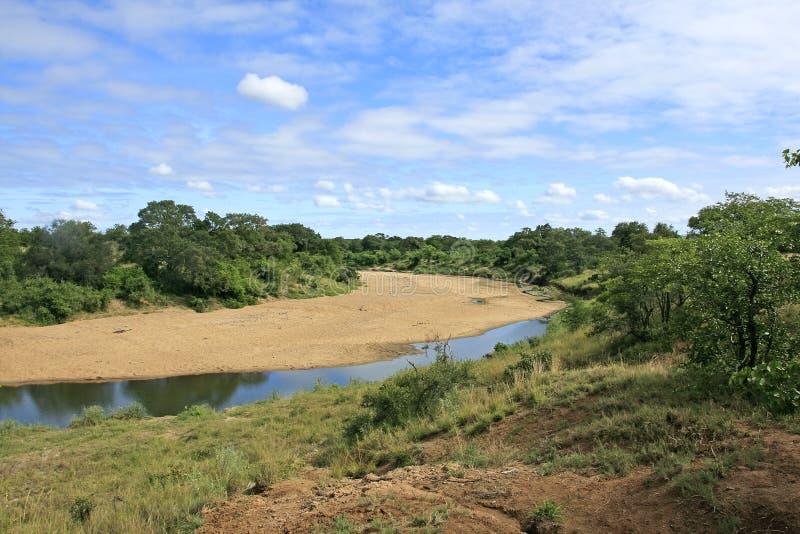 南非风景 库存图片