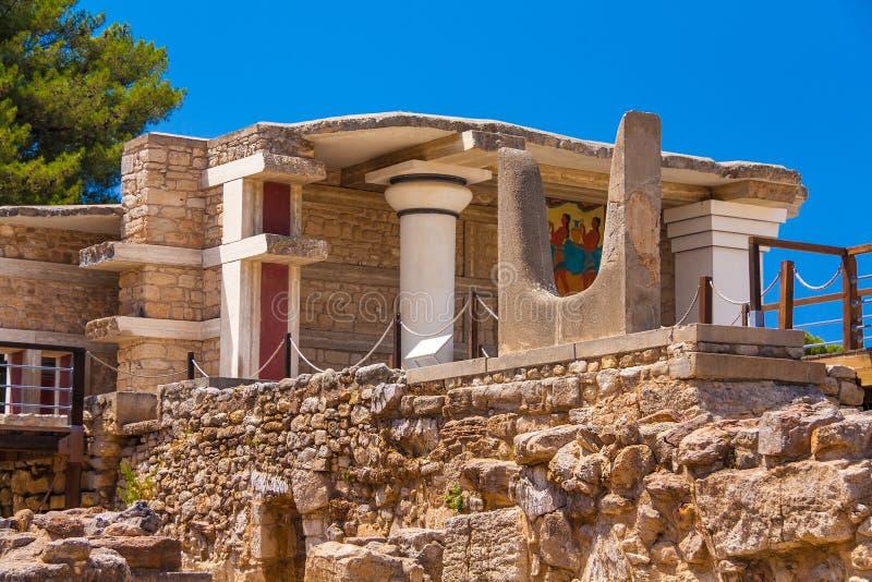 南Propylaeum 库存照片