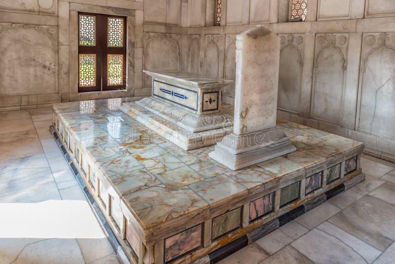 博士坟茔  穆罕默德・伊克巴勒,拉合尔,旁遮普邦,巴基斯坦 库存照片