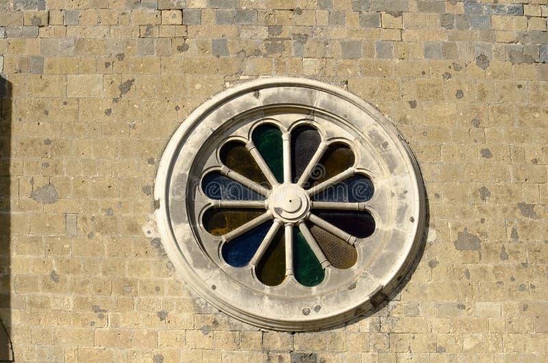 博尔塞纳的历史中心 库存图片