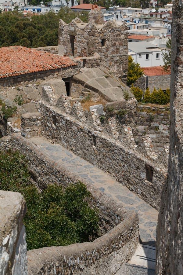 博德鲁姆/土耳其-2015年5月:博德鲁姆,土耳其中世纪城堡奔驰gle400好丑图片