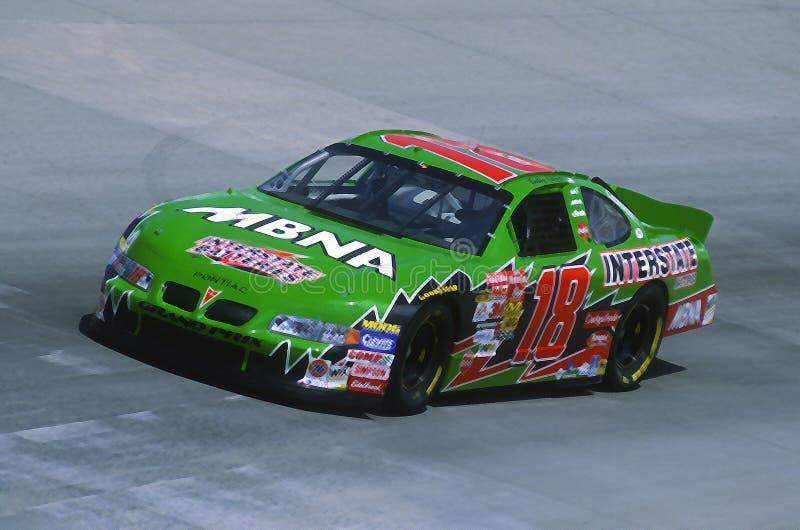 博比LaBonte NASCAR赛车手 库存照片