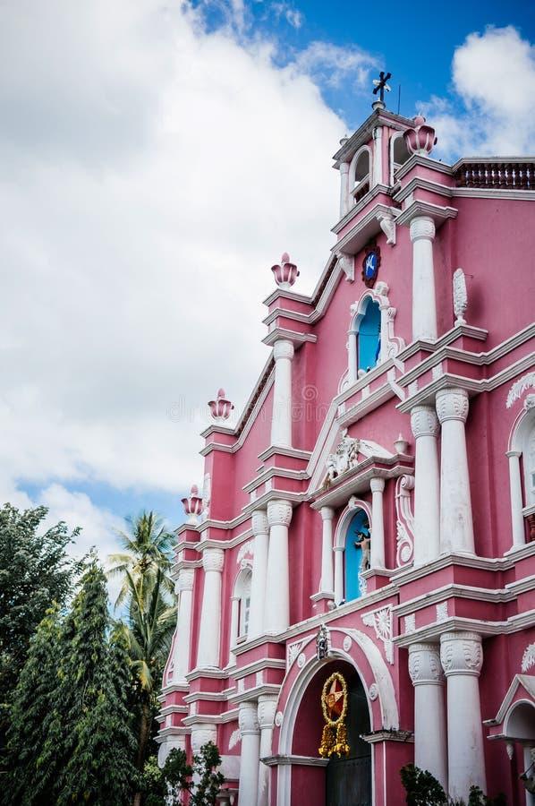博物馆别墅埃斯库德罗,圣巴勃罗,菲律宾 免版税库存图片