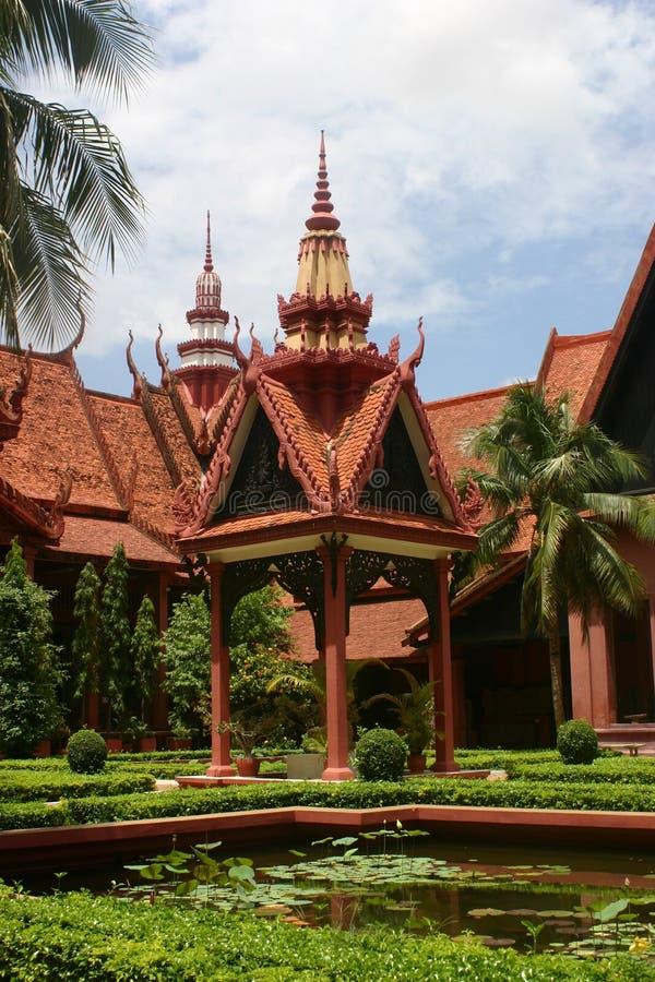 博物馆国家penh phnom