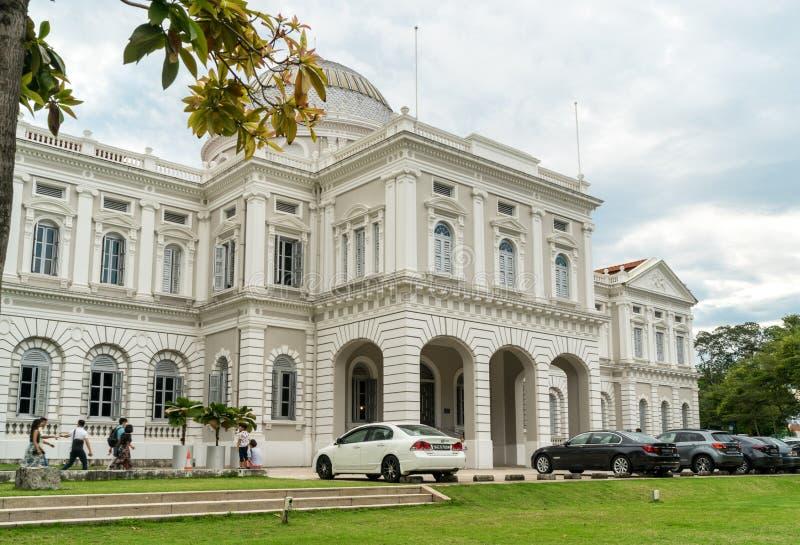 博物馆国民新加坡 免版税库存照片