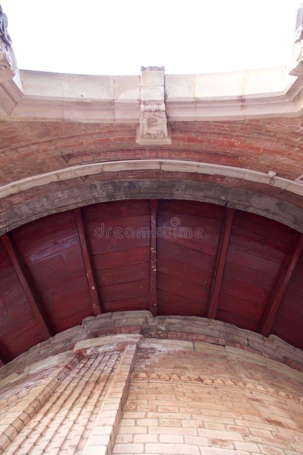 博物馆在查谟印度 免版税库存照片