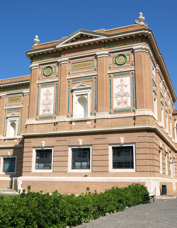 博物馆梵蒂冈 库存照片