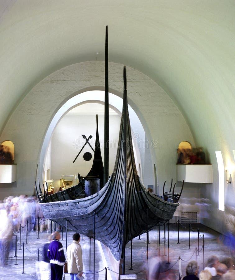 博物馆,奥斯陆 库存图片