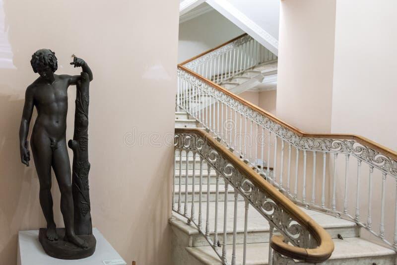 博物馆 图库摄影