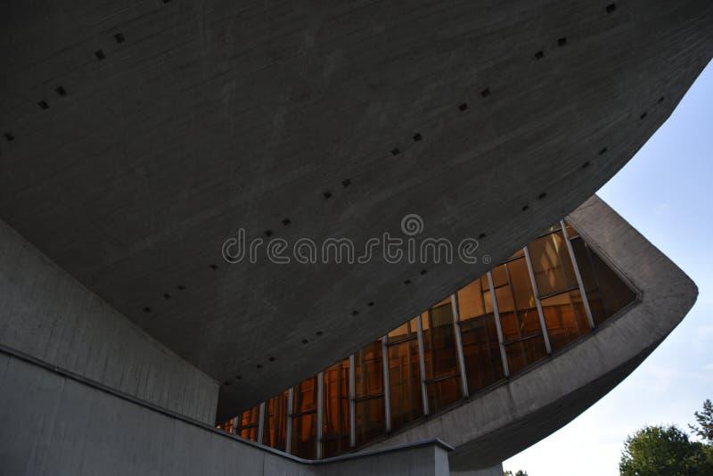 博物馆SNP Banska Bystrica 免版税库存图片