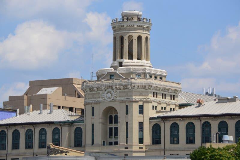 卡内基梅隆大学匹兹堡 免版税库存照片