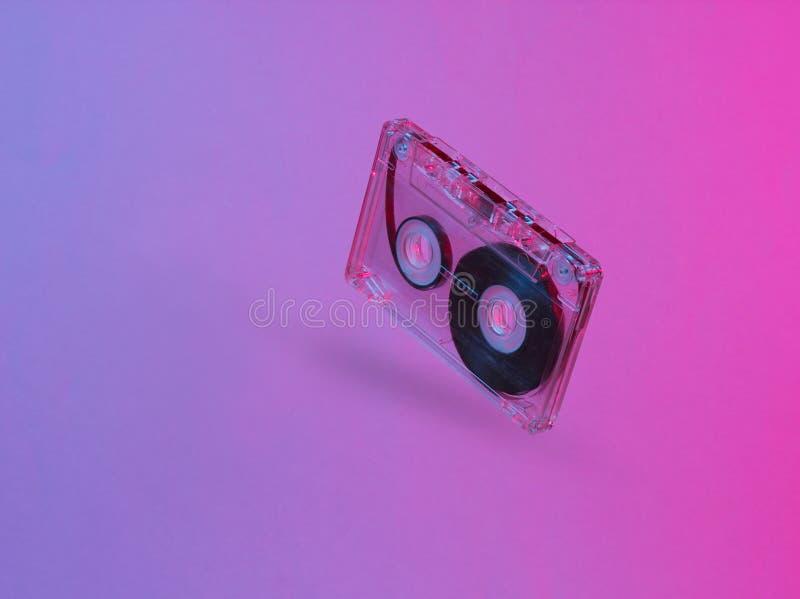 卡型盒式录音机 免版税图库摄影