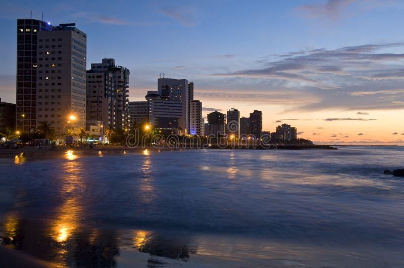 卡塔赫钠de Indias 库存图片