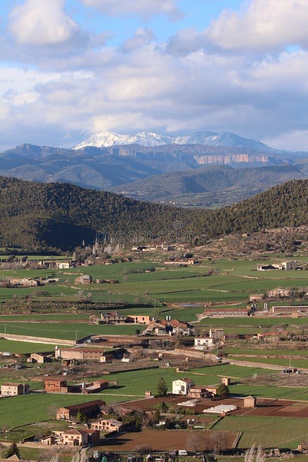 卡尔多纳,西班牙 免版税库存照片