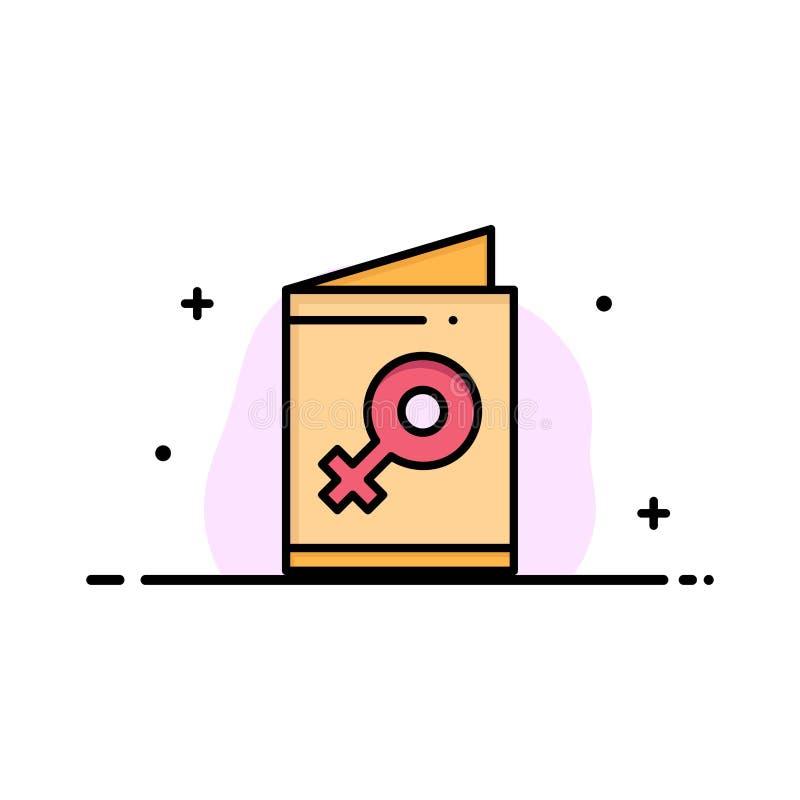 卡片,女性,标志,邀请企业商标模板 o 皇族释放例证
