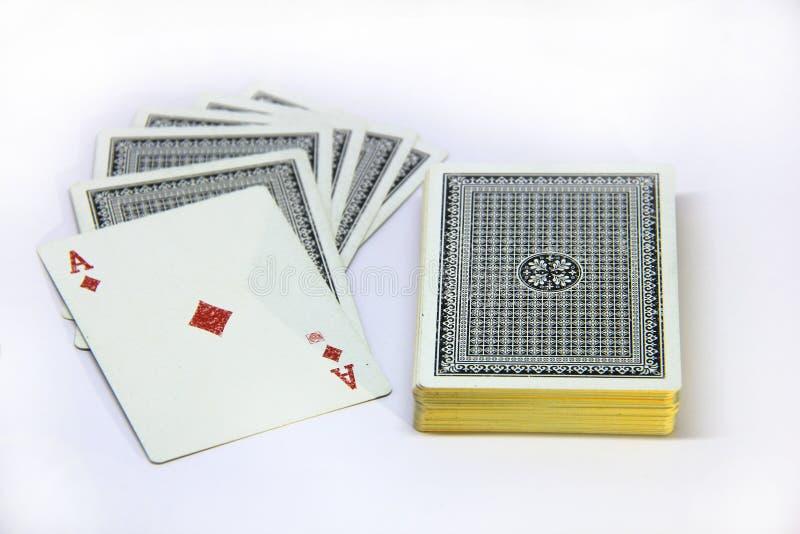 卡片 免版税库存照片