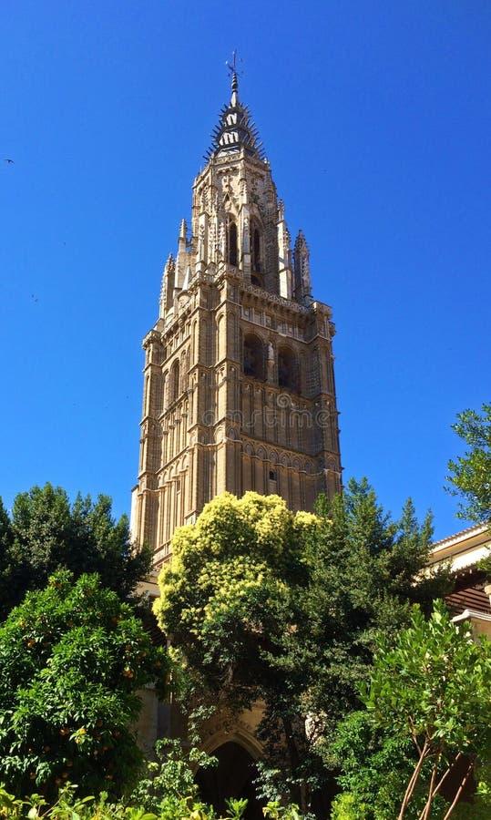 卡特德拉尔de塞维利亚,塞维利亚主教座堂,西班牙 免版税库存照片