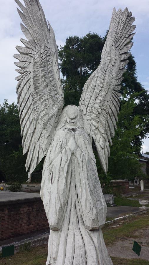卡特里娜天使 库存照片