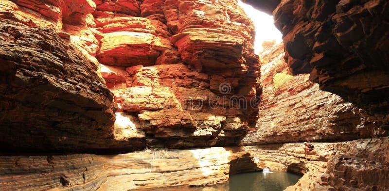 卡瑞吉尼国家公园,西澳州 图库摄影