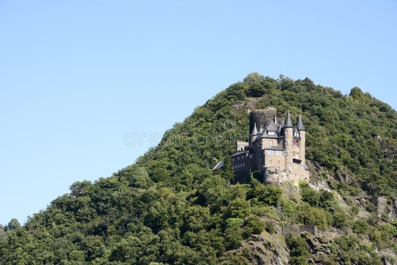 卡茨城堡 免版税库存图片