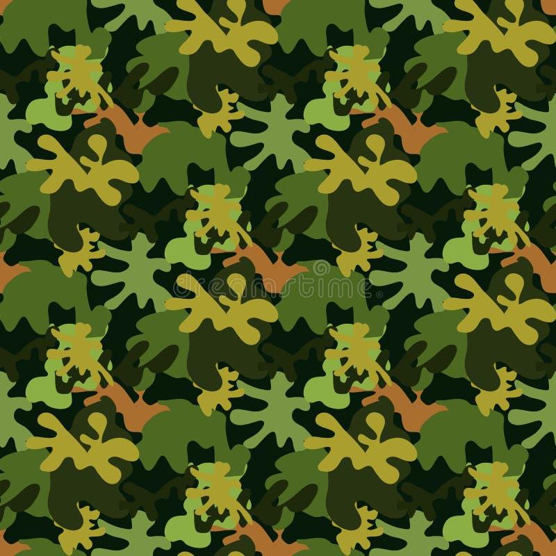 卡莫无缝的pattern3 皇族释放例证