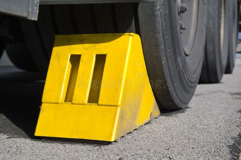 卡车轮子 免版税库存照片