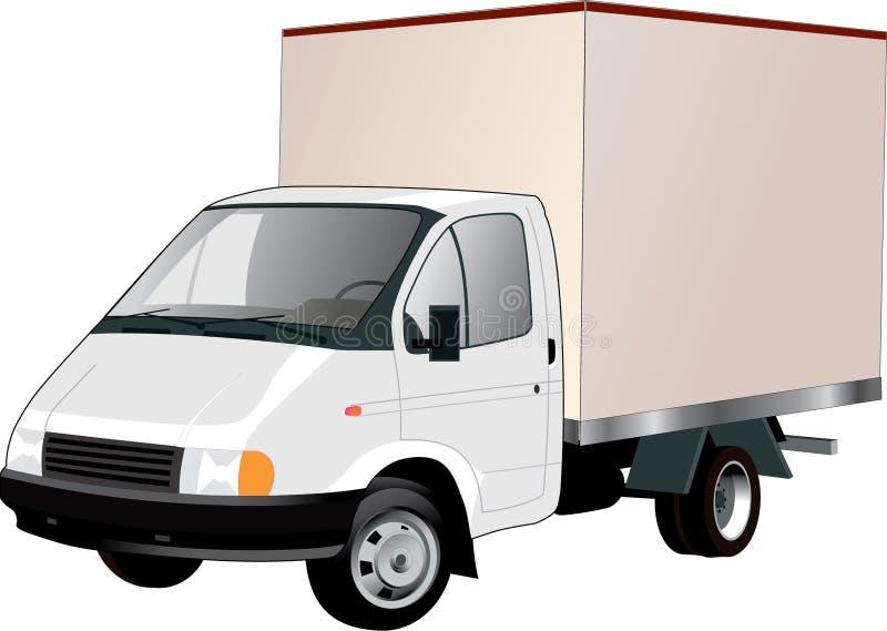 卡车 库存例证