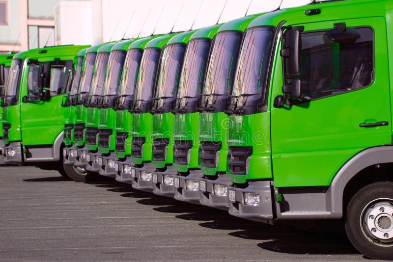 卡车2 库存图片