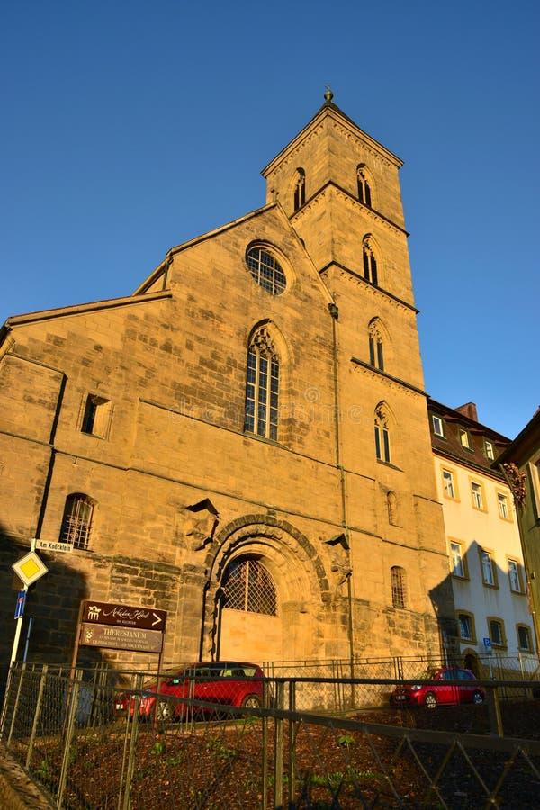 Download 卡默利特平纹薄呢教会在琥珀, Franconia,德国 编辑类库存图片 - 图片 包括有 视域, 的treadled: 72363049