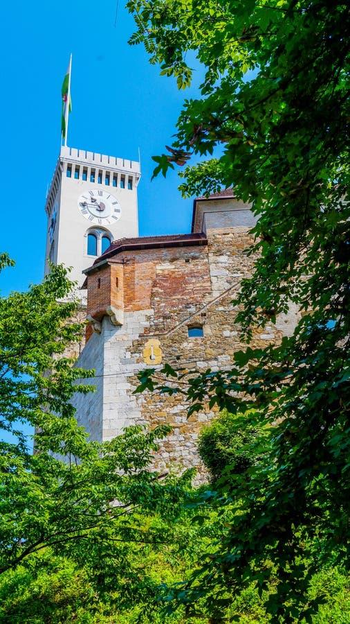 Download 卢布尔雅那城堡 库存照片. 图片 包括有 中世纪, 五颜六色, 横向, 地标, 有历史, 教会, 全景, 森林 - 62534302